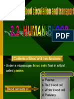 2.2 Human Blood