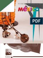 Informacion de La Industria Textil en Mexico