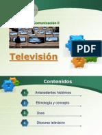 1.1 Antecedentes Televisión Cemsad