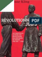 Anne Kling - Révolutionnaires Juifs