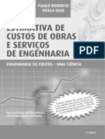 Estimativa Custos
