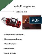emergency orthopaedics