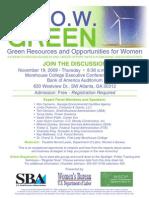 Grow Green Event OctoberF