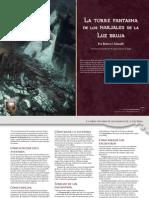 D&D La Torre Fantasma Campaña Para Libro Rojo