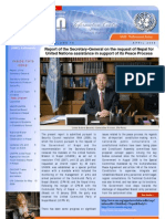 April 2009 UN Newsletter