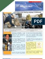 December-2008 UN Nepal Newsletter