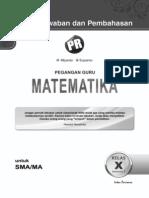 Kunci Jawaban, Silabus, Rpp Matematika 10b_2012