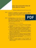 Reglamento Int de Aula 2013