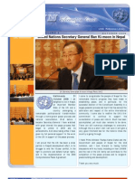 October-2008 UN Nepal Newsletter