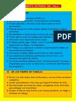 Reglamentoo Interno 2013