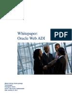 1010950 Oracle Web Adi Whitepaper