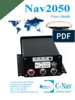 C-Nav2050 User Guide