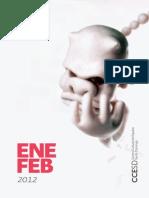 Programación CCESD (enero 2012)