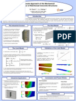 Poster de Thèse - Martin David _ Multiscale Approach of the Mechanical Behaviour of Reinforced Concrete Structures