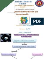 TIC´s Historia, Ventajas y Desventajas.pptx
