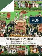 The Indian Portrait - II