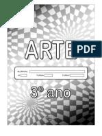Apostila Arte 3aserie-2013