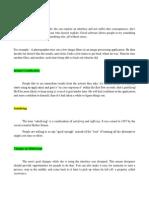 GUI Design Patterns Speech