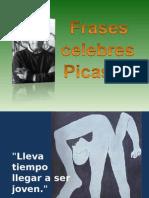Citas y Frases de Pablo Picasso