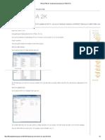 Official PBA 2K_ Download Instructions for PBA 2K14