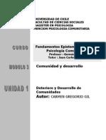 Migración Puerto Rico a España Gregorio Gil