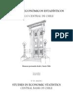 Remesas Personales Desde y Hacia Chile