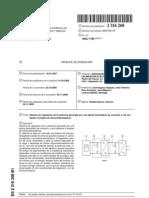 Sistema de regulación de la potencia generada por una planta fotovoltaica de conexión a red mediante