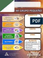 GRUPOS PEQUEÑOS PALAO