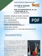 Asesoria Academica II. Estrategia Para La Gestion.