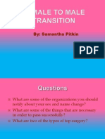 female to male transition presentation correct colors