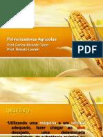 MECANIZAÇÃO AGRÍCOLA - Pulverizadores Agrícolas