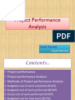 Project Performance Analysis