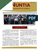 NUNTIA - Marzo 2014 (Español)
