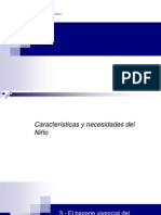 Características y Necesidades Del Niño .03