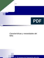 Características y Necesidades Del Niño .04