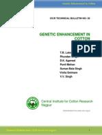 Genetic_enhancement in Cotton