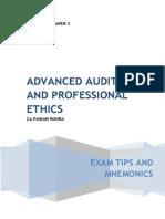 301552 61738 Mnemonics of Audits in PDF