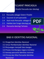 Bab II Filsafat Pancasila