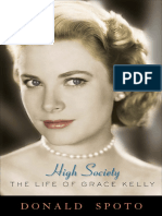 High Society by Donald Spoto - Excerpt