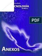Anexos Diagnostico y Prospectiva Nanotecnologia en Mexico