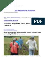Consorcio Internacional de Periodistas de Investigación