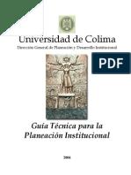 002guia Tecnica Para La Planeacion Institucional PDF
