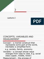 SOCULPO Lecture 2