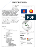 Association of Southeast Asian Nations - Wikipedia, The Free Encyclopedia