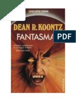 3165100 Koontz Dean R Fantasmas