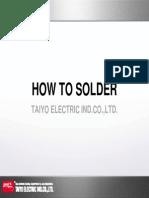 How to Solder 0902e