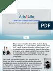 Presentation Arts4Life