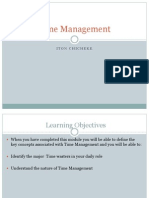 Time Management Training Slides