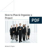 5 Article-How to Plan a Project