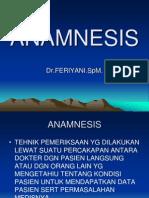 Anamnesis Mata